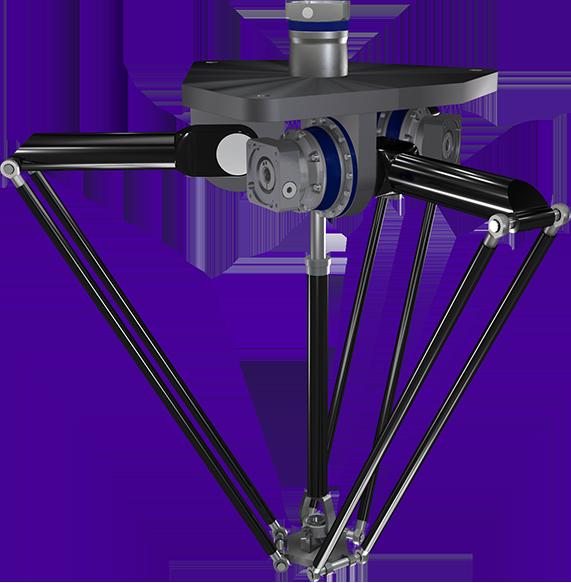 Delta robots – gearboxes and actuators by WITTENSTEIN - WITTENSTEIN SE