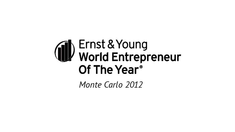Auszeichnung World Entrepreneur of the Year 2012